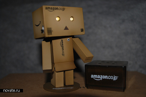 Мини-роботы от Kaiyodo. Новая жизнь картонных коробок