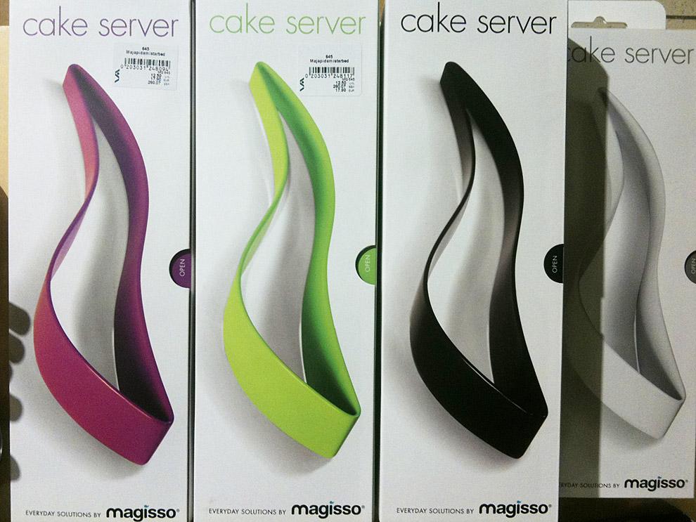 Cake Server