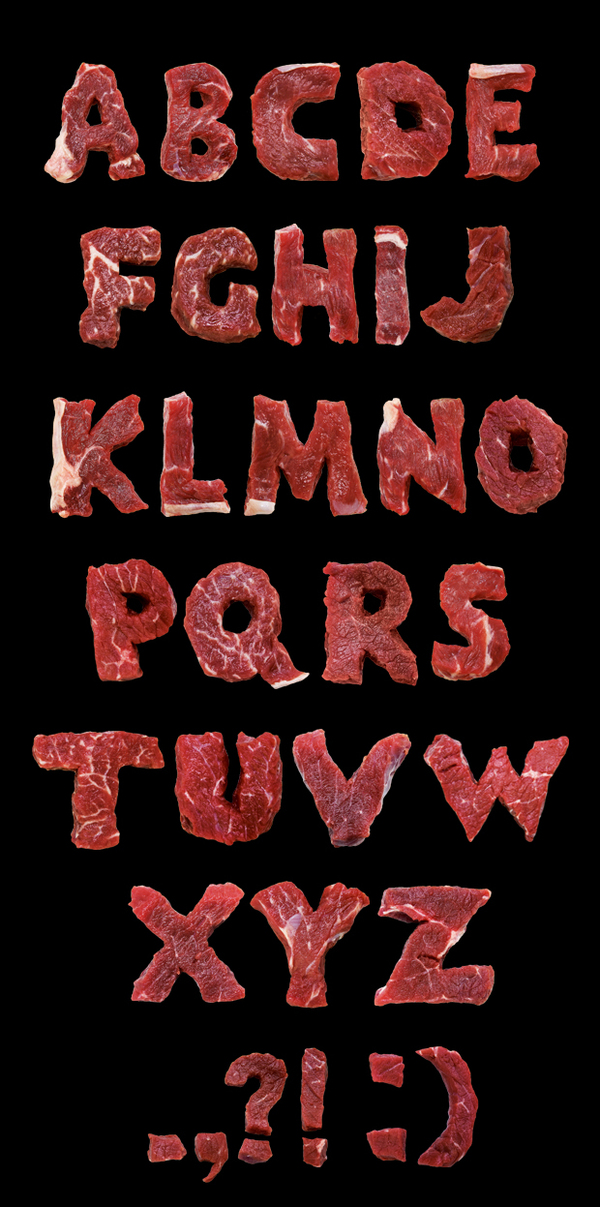 Cannibals - Meat Alphabet